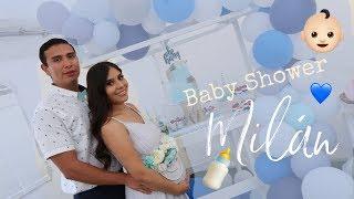 BABY SHOWER MILAN! Juegos y diversión
