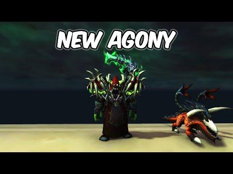 Agony - Affliction Warlock PvP - WoW BFA 8.1.5