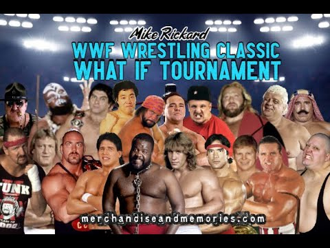 (VIDEO) Mike Rickard's WWF Wrestling Classic What If Tournament