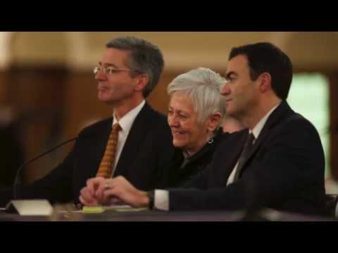 Always Moving Forward: A Farewell to President Sally Mason