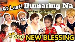 At Last! Dumating Na Ang New Blessing | Melason Family Vlog