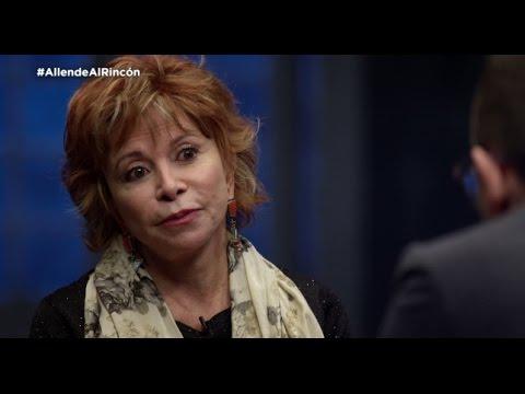 """Isabel Allende: """"Yo creía que mi hija, Paula, iba a despertar del coma"""" - Al Rincón"""
