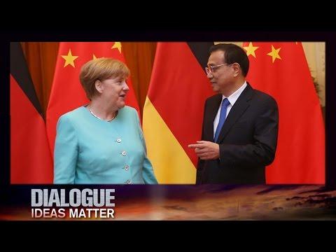 Dialogue— Angela Merkel In China 06/14/2016 | CCTV