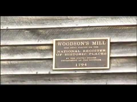 Woodson`s Mill - A Producing, Working Mill at Lowesville, VA