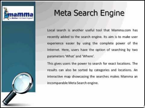 Meta Search Engine