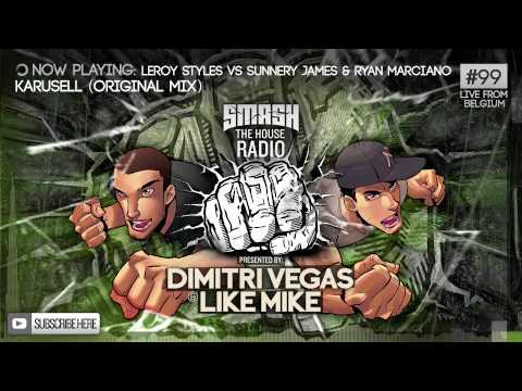 Dimitri Vegas & Like Mike - Smash The House Radio #99