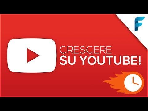 Come CRESCERE su YouTube? (2018) - Consigli per SUPERARE i 100.000 Iscritti [ITA]