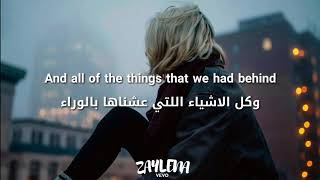 Halsey - Sorry Lyrics مترجمة