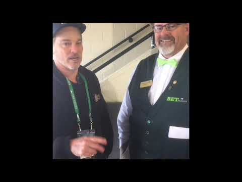 Dead Air Dennis - Live at Keeneland with Betologist Greg Burke!