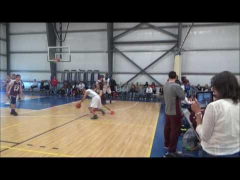 2016 NH State AAU Championship Longhorn basketball Club v DC Bluedevils