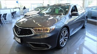 2019 Acura TLX SH-AWD V6 Advance In-Depth Tour