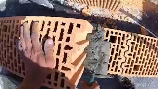 Jak wymurować ściany z porotherma - Pustaka. Kafelkarz pierwsze murowanie ścian
