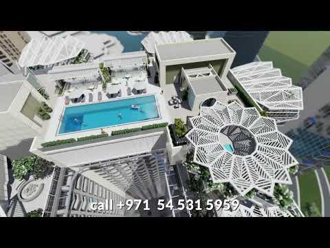Impressive view of Dubai Marina, Emirates Golf & JLT starting AED411,888