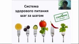 Система здорового питания шаг за шагом