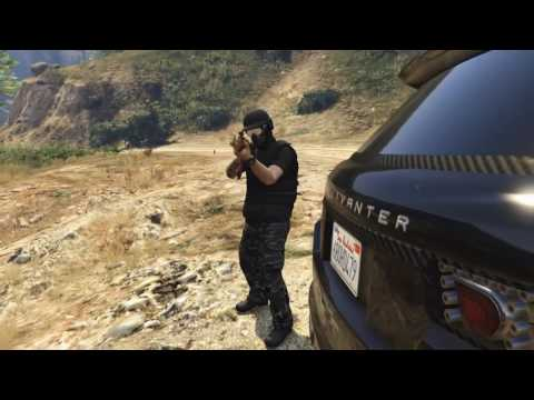 El Blue - Comando Exclusivo (GTA 5)