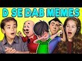 KIDS REACT TO DABBING MEMES  D SE DAB MEMES