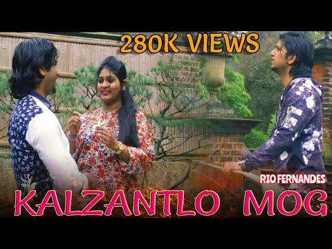 Konkani Love Song Kalzantlo Mog (2018)4K Quality