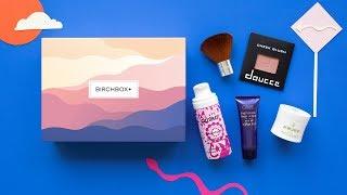 Birchbox Customization: August 2018