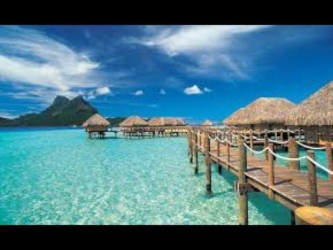 Bora Bora , French Polynesia in Ultra 4K