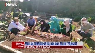 Sebulan, Pembunuhan Ibu dan Anak di Subang Belum Terungkap #iNewsMalam 18/09