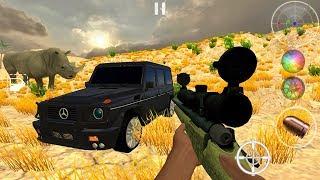 Safari Hunting Gelandewagen (by Fazo Games) Android Gameplay [HD]