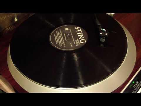 Sting - La Belle Dame Sans Regrets (1996) Vinyl