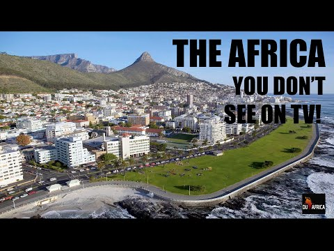 The Africa you won't see on TV