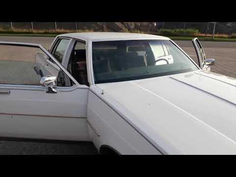 1984 Oldsmobile Delta 88 Royale Brougham