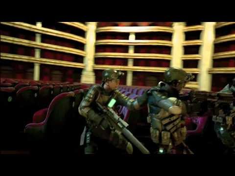Tom Clancy's Rainbow Six Vegas 2 - Official Trailer (HD)