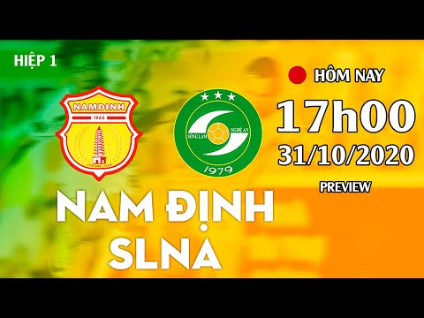 Song Lam Nghe An Nam Dinh Goals And Highlights