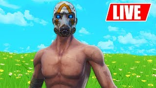 TURBO BUILD NERFED! NEW Borderlands Skin & POI (Fortnite Gameplay)