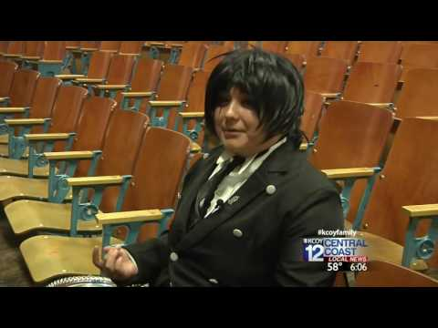 Santa Maria High School Students say school's auditorium is haunted