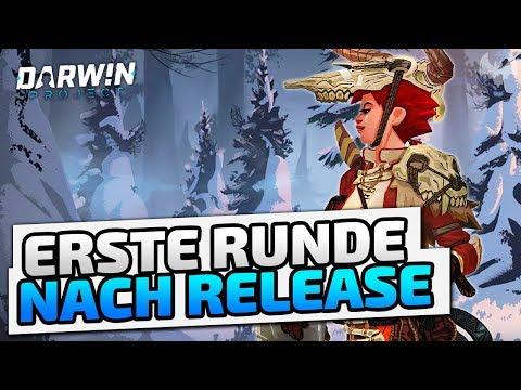 Erste Runde nach Release - ♠ Darwin Project  ♠ - Deutsch German - Dhalucard