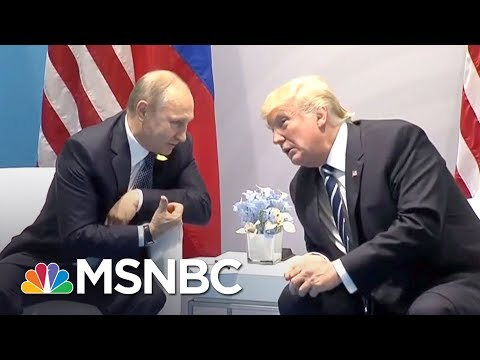 """Author Of """"Collusion"""" On Mueller's Latest Subpoenas   The Beat With Ari Melber   MSNBC"""