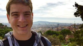 Barcelona Sightseeing & Samsung Keynote! (MWC 2015 Vlog Tag 2)