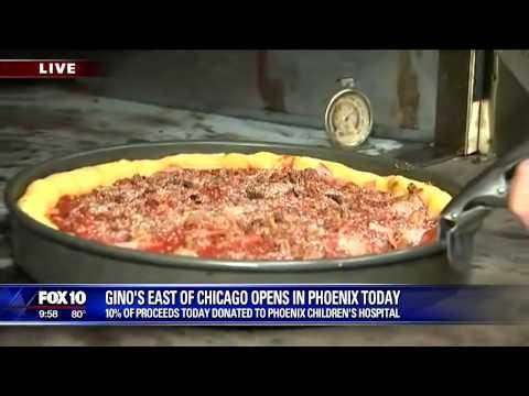 Cory's Corner: Gino's East of Chicago