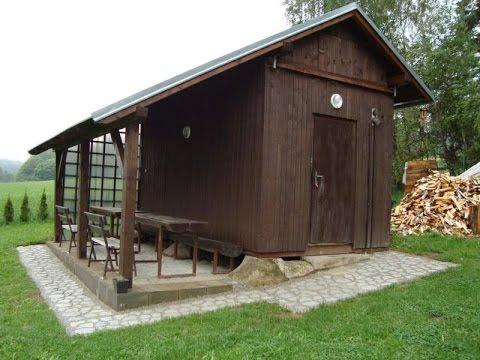 как сделать небольшой дачный домик своими руками недорого