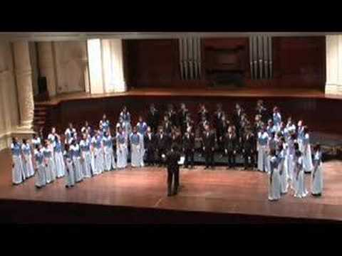 Anderson Choir - Katakataka