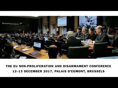 EU Non-Proliferation and Disarmament Conference 2017