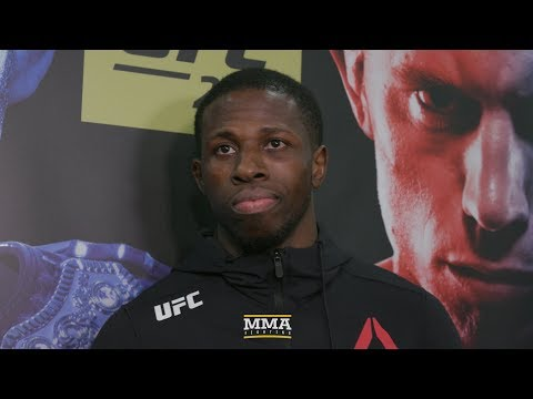 UFC 217: Randy Brown Proclaims He Derailed The Mickey Gall Hype Train - MMA Fighting