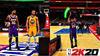 NBA 2K20 MyCareer PS4 - 3 Point Contest!!