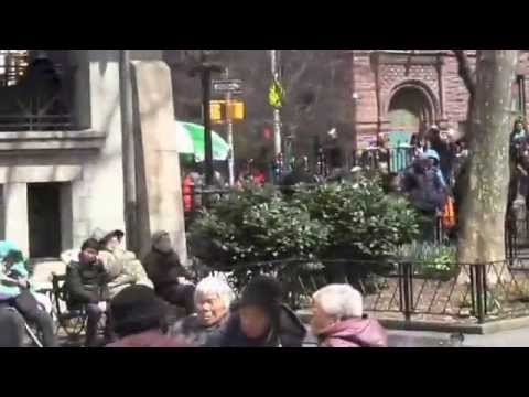 10 - Viagem a Nova York - Wall Street + Chinatown + Little Italy + CBGB`S
