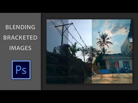 EXPOSURE BRACKETING DENGAN KAMERA ANDROID   PHOTOSHOP TUTORIAL thumbnail