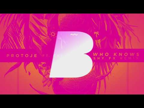 Protoje - Who Knows (feat. Chronixx) [SHY FX Remix]