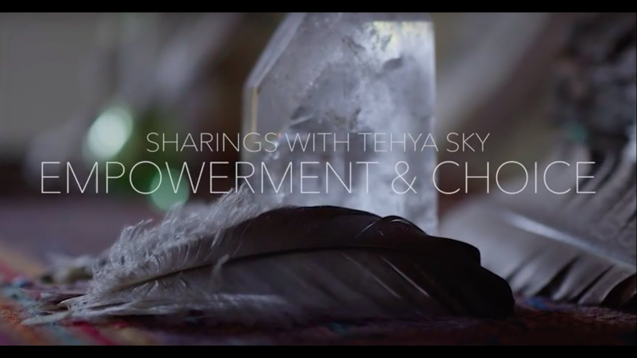 Real Empowerment with Tehya Sky