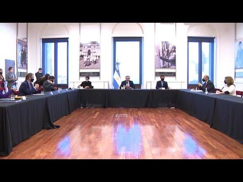 Entre Ríos firmó el convenio con la Nación para avanzar en un plan de viviendas
