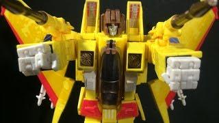 Transformers Masterpiece - Sunstorm (TRU Hasbro)
