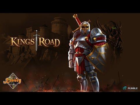 [Présentation] KingsRoad - Un Hack'n Slash en ligne jouable sur navigateur et mobile [FR]