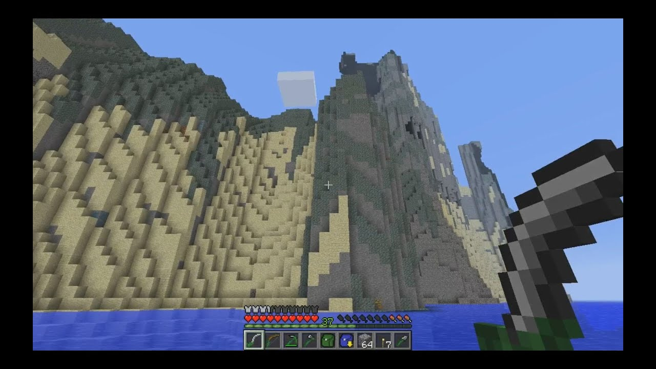 Mobius Unleashed Minecraft Ftb S02 E22 Cloud Collecting Refugee To Regent Challenge