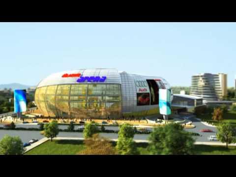 Fenerbahçe Ülker Sports Arena - Design Process